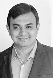 Dhruvin Kothari (FCA, MBA, DCA)